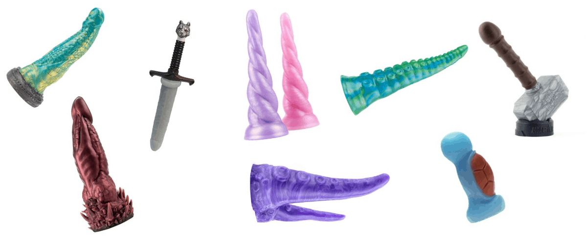 Geeky Sex Toys Sample