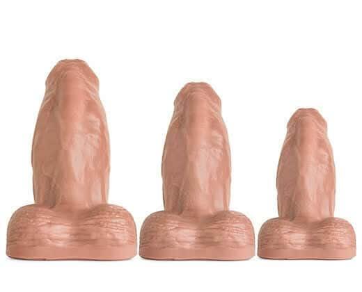Goliath Dildo Three Sizes