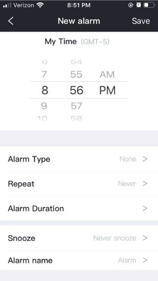 Lovense Alarm