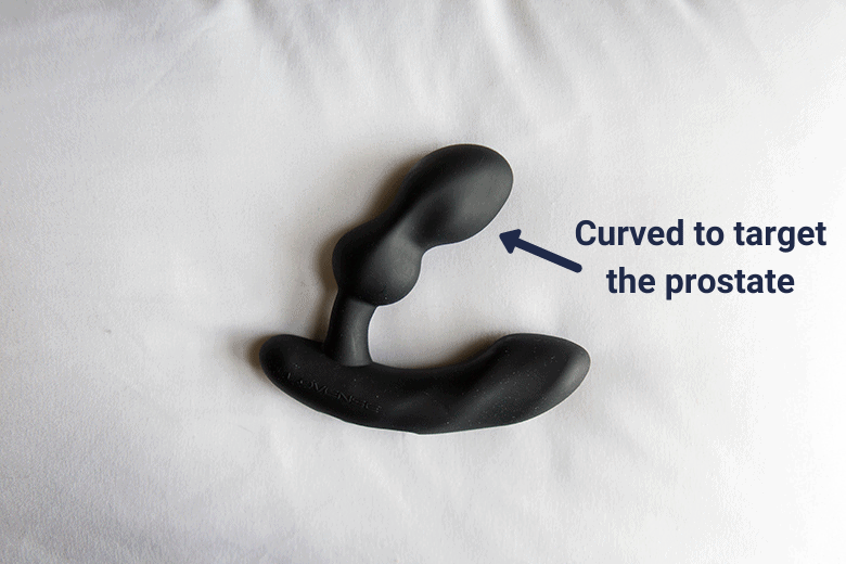 Lovense Edge 2 Curved to Target Prostate