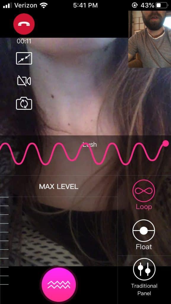 Lush 3 Video Chat