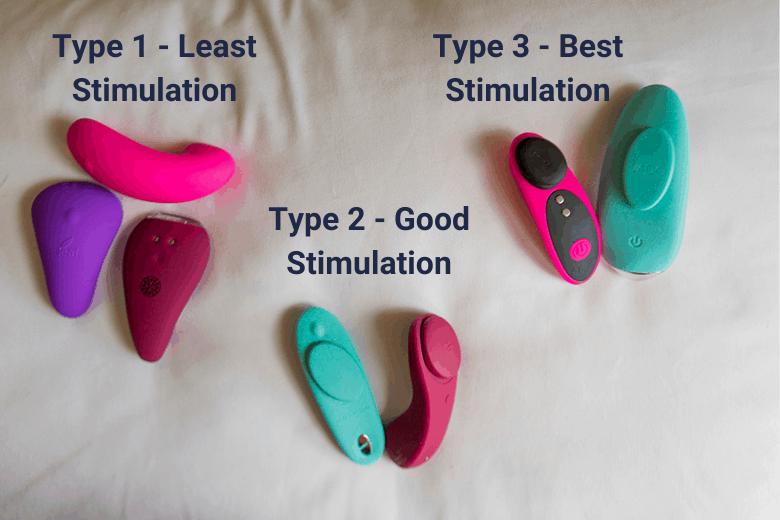 Vibrating Panties Clit Stimulation Groups