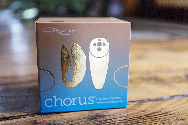 We-Vibe Chorus Packaging